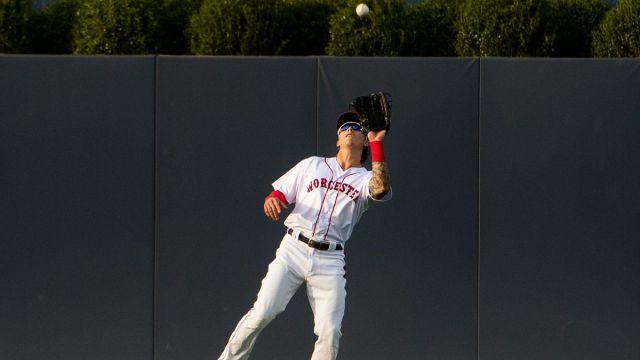 Boston Red Sox prospect Jarren Duran
