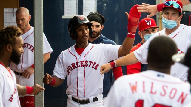 Boston Red Sox Prospect Jeter Downs