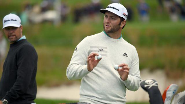PGA golfer John Rahm