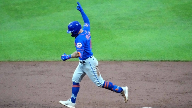New York Mets Outfielder Kevin Pillar