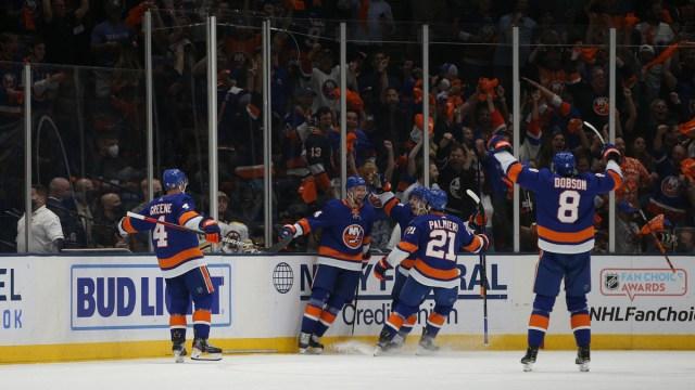 New York Islanders Forward Kyle Palmieri