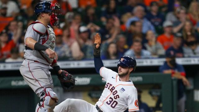 Houston Astros Right Fielder Kyle Tucker