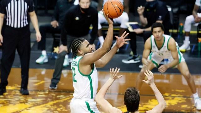 2021 NBA Draft prospect LJ Figueroa