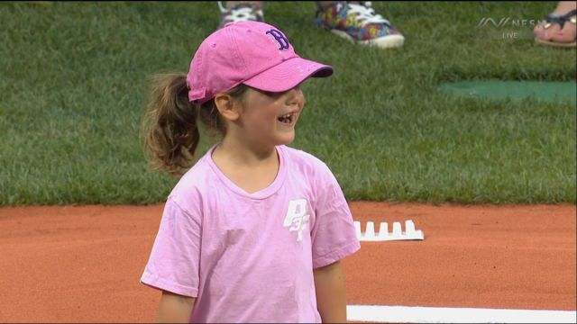 Pete Frates' Daughter, Lucy Frates