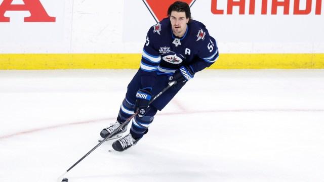 Winnipeg Jets Forward Mark Scheifele