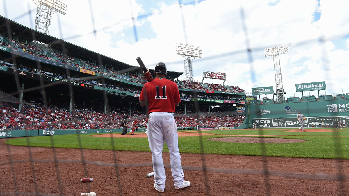 Rafael Devers Continues To Drive In Runs At Elite Rate For Red Sox