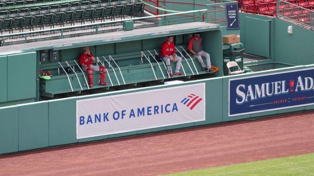 Boston Red Sox Bullpen