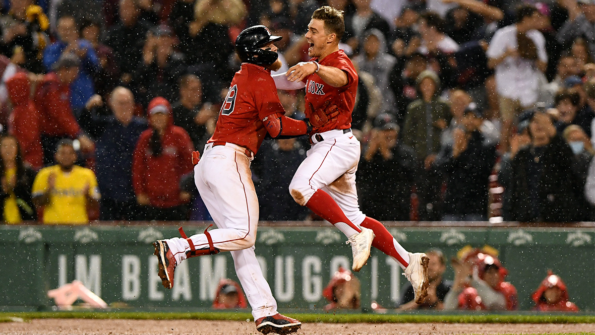 Red Sox Continue To Show Resiliency In 23rd Come-From-Behind Win
