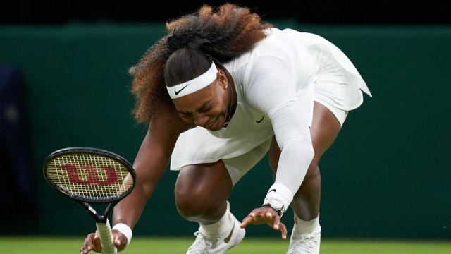 Professional Tennis Player Serena Williams