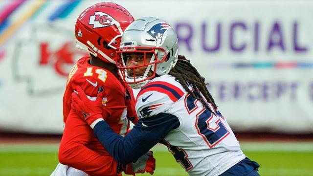 Patriots Cornerback Stephon Gilmore