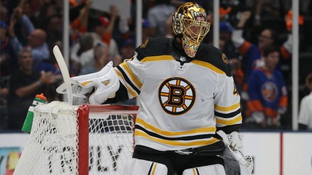 Free Agent NHL Goalie Tuukka Rask