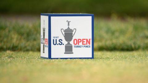 U.S. Open tee times