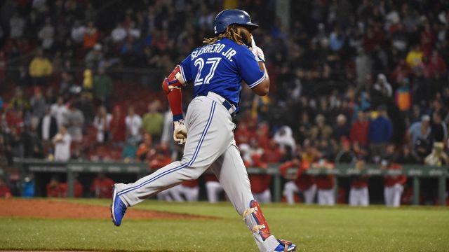 Toronto Blue Jays Vladimir Guerrero Jr