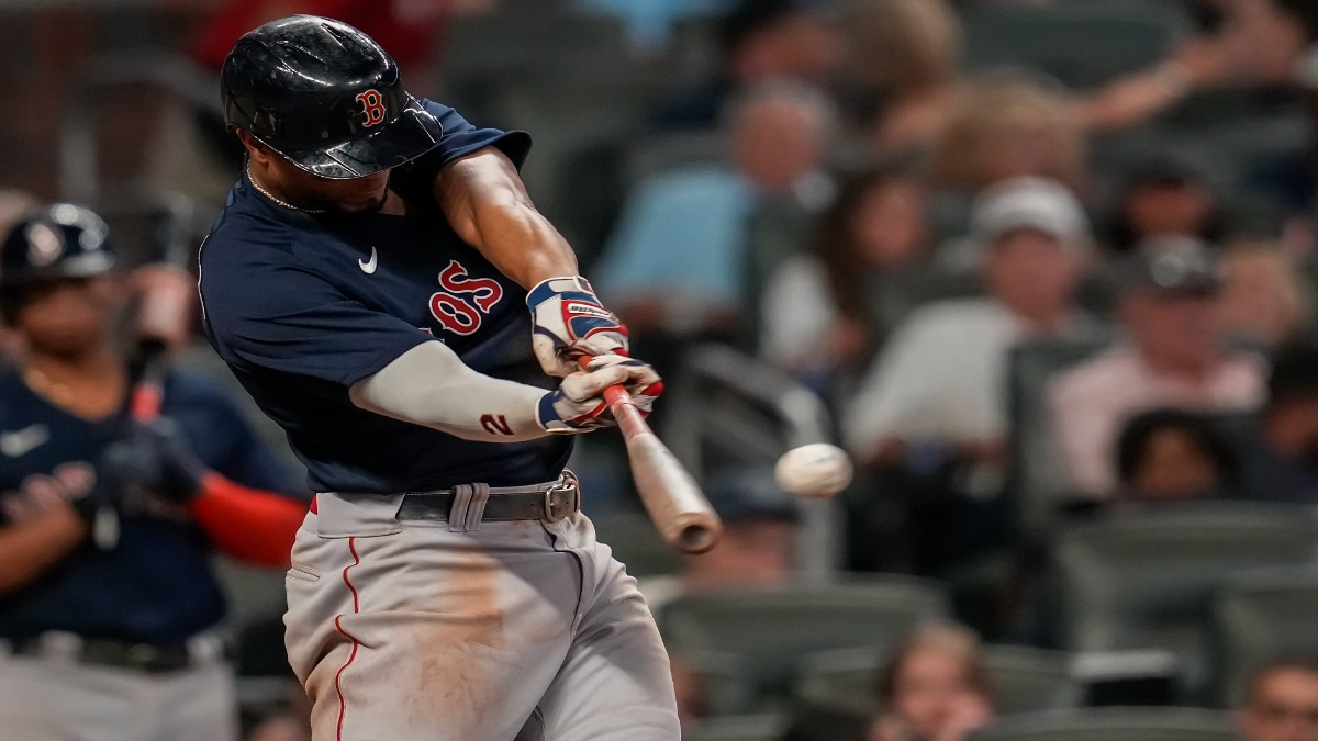 This Stat Shows Just How Impressive Xander Bogaerts Has Been In 2021