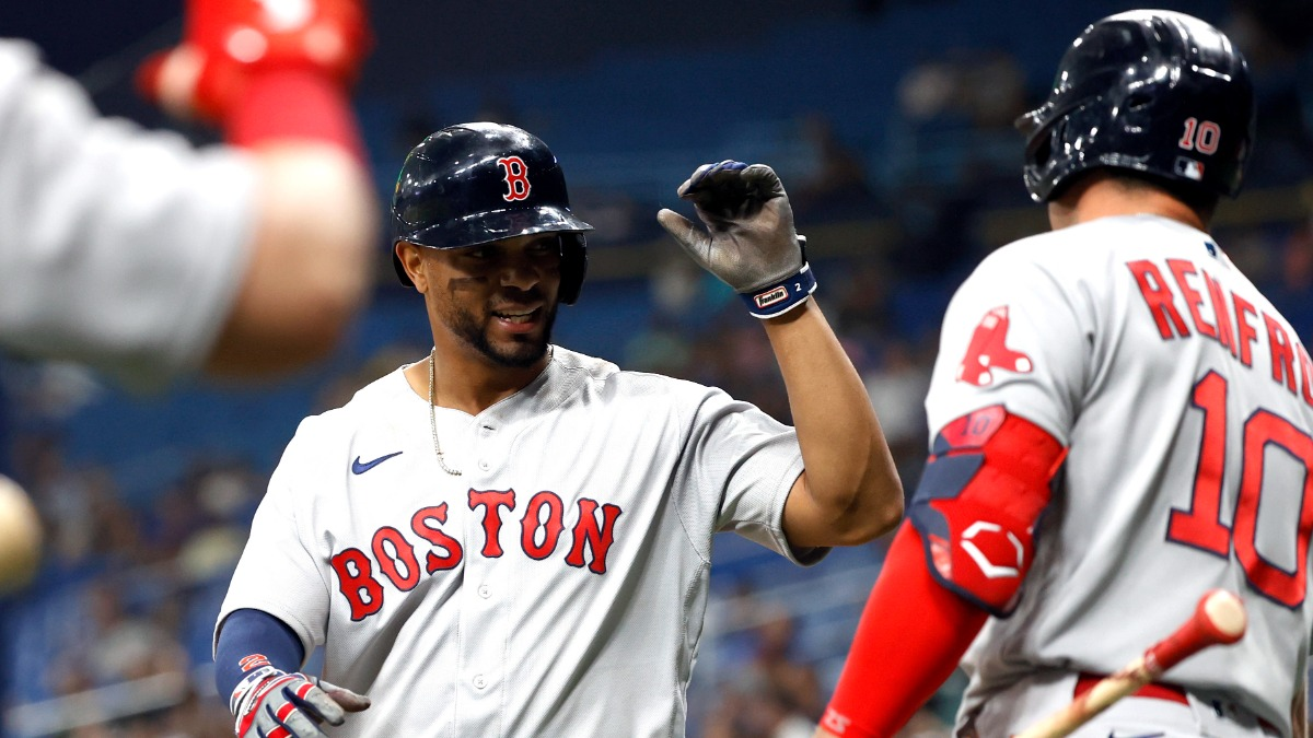 Red Sox Look To Extend American League East Lead Wednesday Vs. Rays