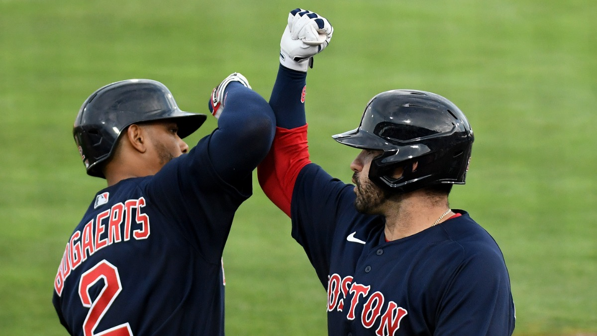 These Two Red Sox Players Hold Longest Active On-Base Streaks In MLB