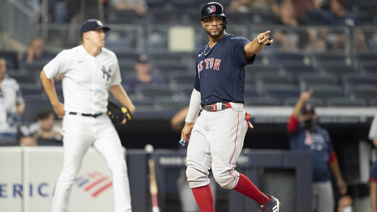 Red Sox On Fire As They Earn First Sweep At Yankee Stadium In 10 Years