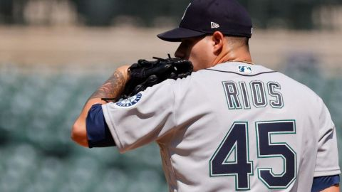 Boston Red Sox reliever Yacksel Rios
