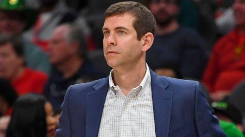 Boston Celtics general manager Brad Stevens