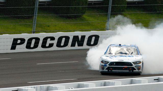 NASCAR driver Chase Briscoe
