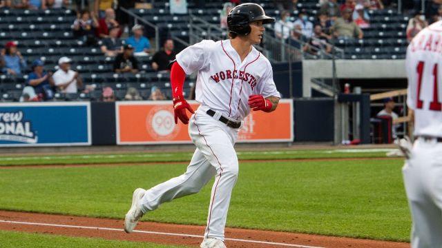 Boston Red Sox outfielder Jarren Duran