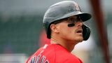 Boston Red Sox second baseman Kike Hernandez