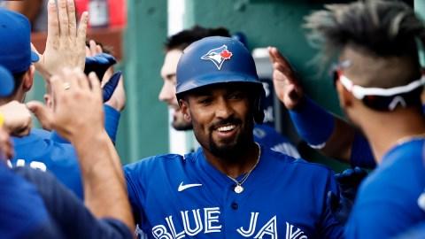Toronto Blue Jays shortstop Marcus Semien