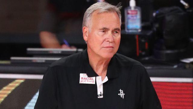 Brooklyn Nets coach Mike D'Antoni