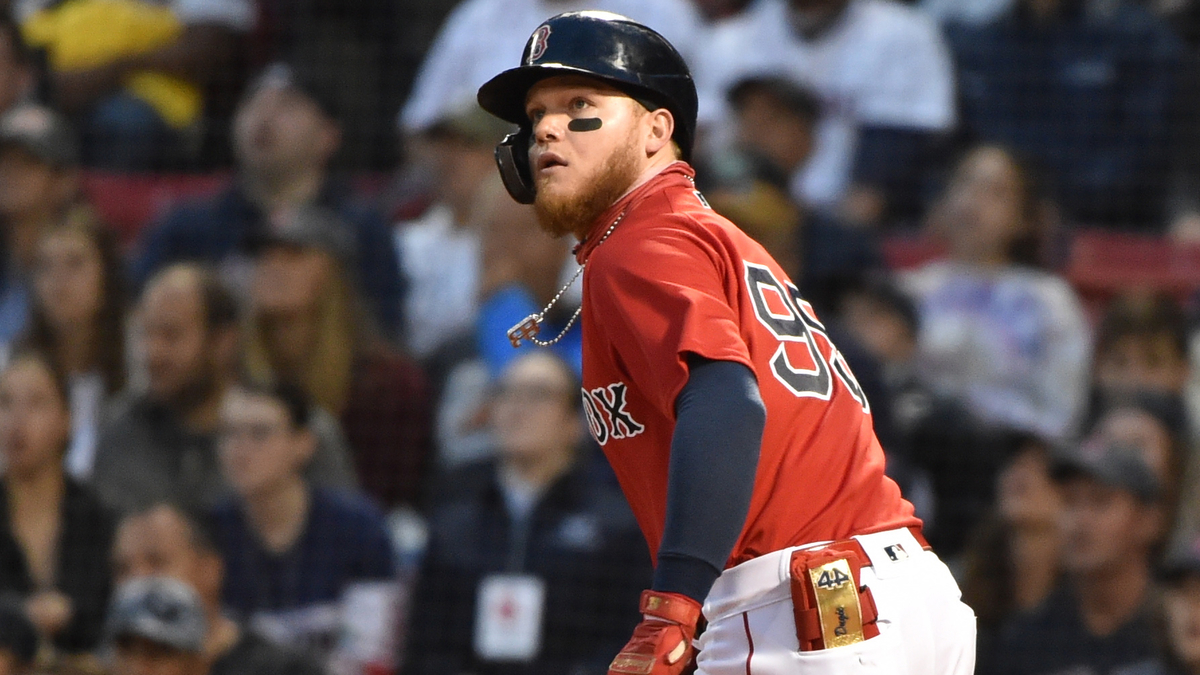 Alex Verdugo Looks To Continue Red-Hot August In Red Sox-Twins Game