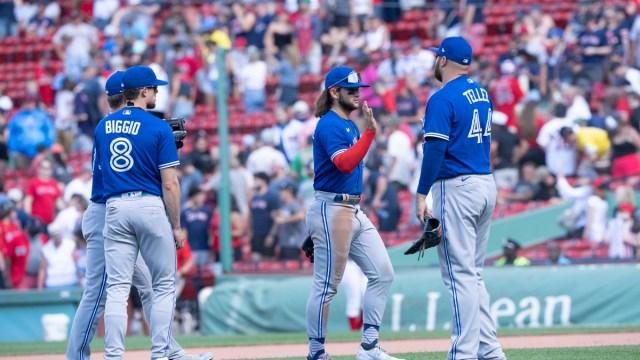 Toronto Blue Jays Shortstop Bo Bichette