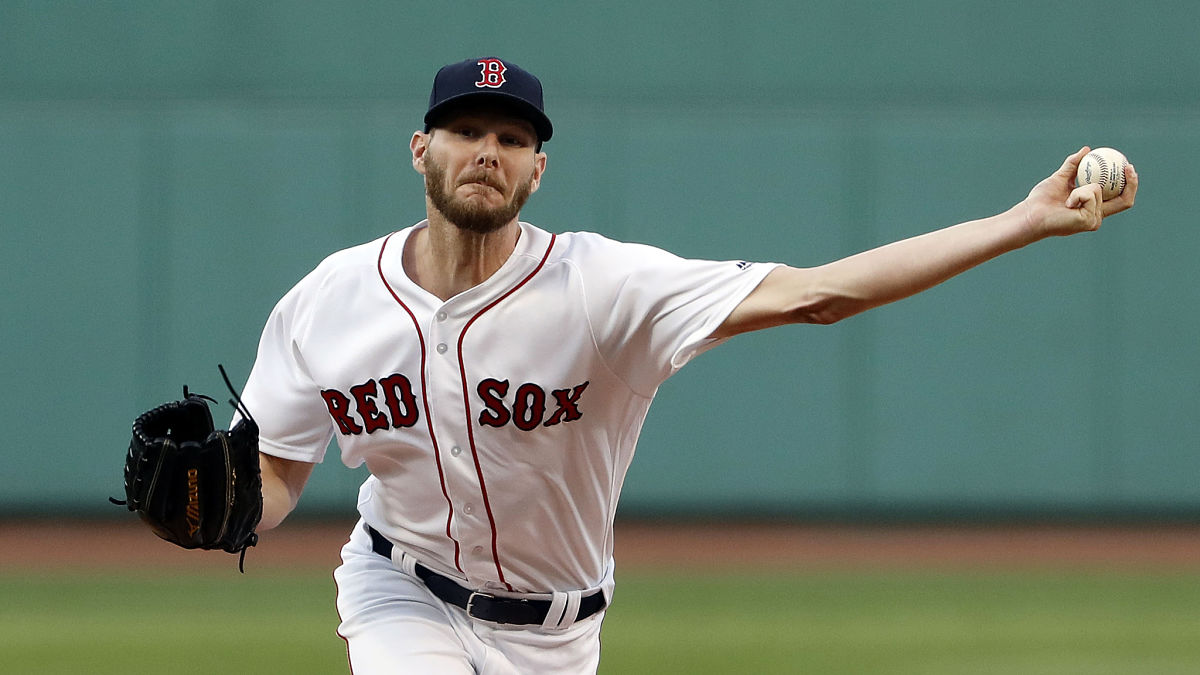 Chris Sale Looks To Carry Rehab Success Into First Start Of 2021