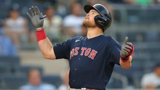 Boston Red Sox Utility Player Christian Arroyo