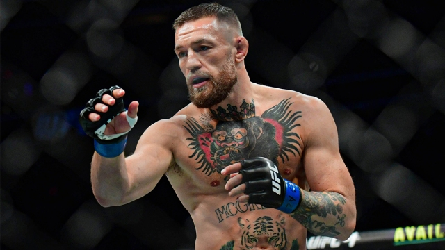 Ultimate Fighting Championship Conor McGregor