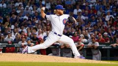 Chicago Cubs pitcher Craig Kimbrel