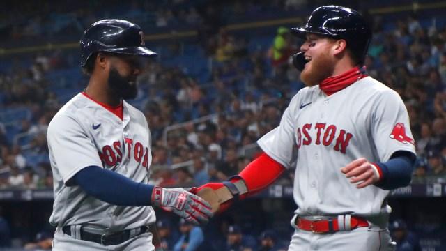 Boston Red Sox Utility Player Danny Santana