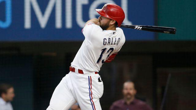 Home Run Derby: Joey Gallo