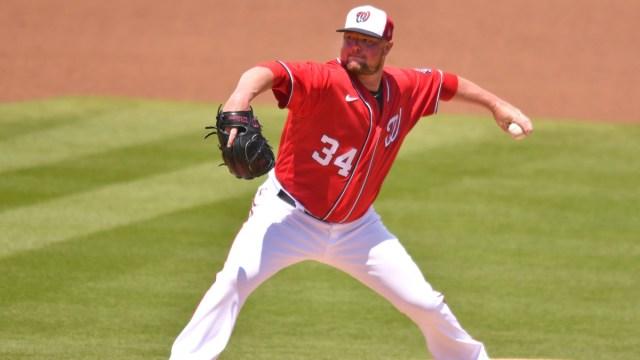 St. Louis Cardinals pitcher Jon Lester