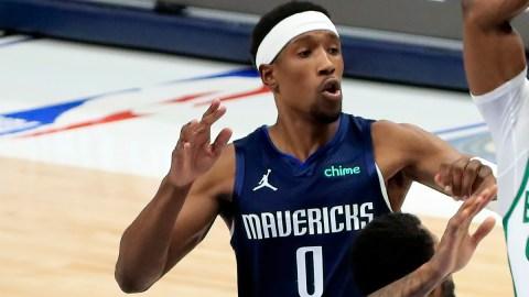 Boston Celtics forward Josh Richardson