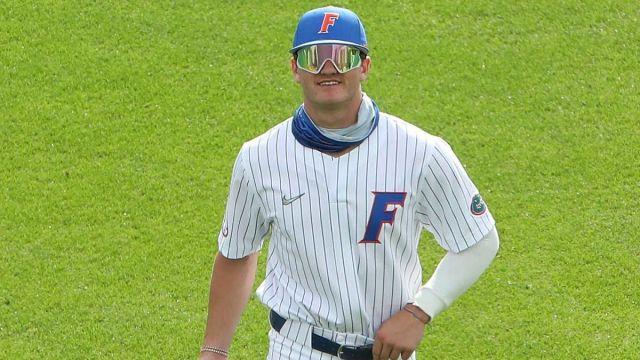 Boston Red Sox Draft Pick Jud Fabian