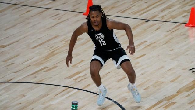 Boston Celtics Draft Pick Juhann Begarin