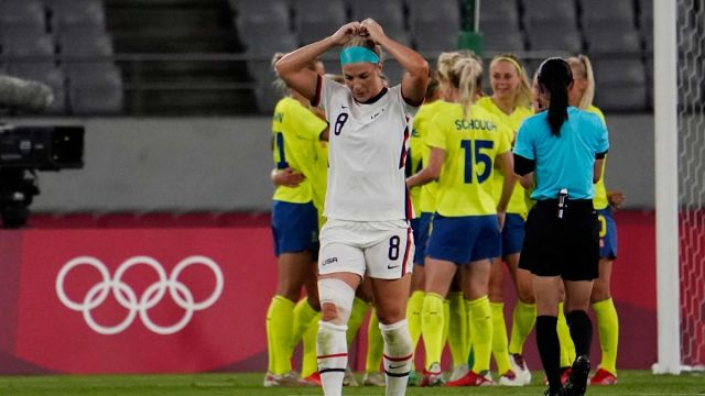 USA Women's Soccer's Julie Ertz