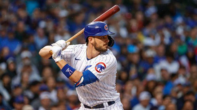 Chicago Cubs star Kris Bryant
