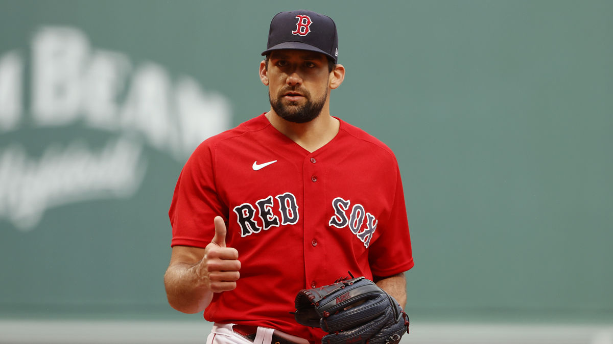 Nathan Eovaldi Looks To Stay Hot As Red Sox Go For Split Against Yankees