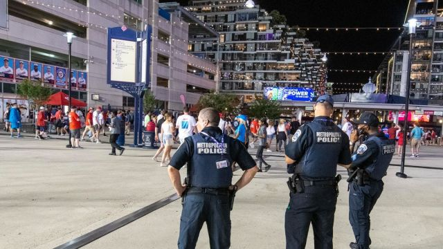 Nationals Park Shooting