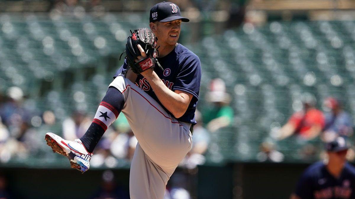 Red Sox Wrap: Nick Pivetta Deals As Boston Takes Series Vs ...