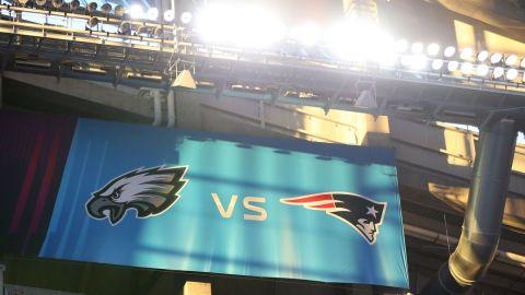 New England Patriots, Philadelphia Eagles