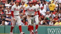 Philadelphia Phillies Ronald Torreyes