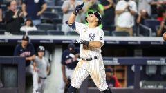 New York Yankees' Rougned Odor