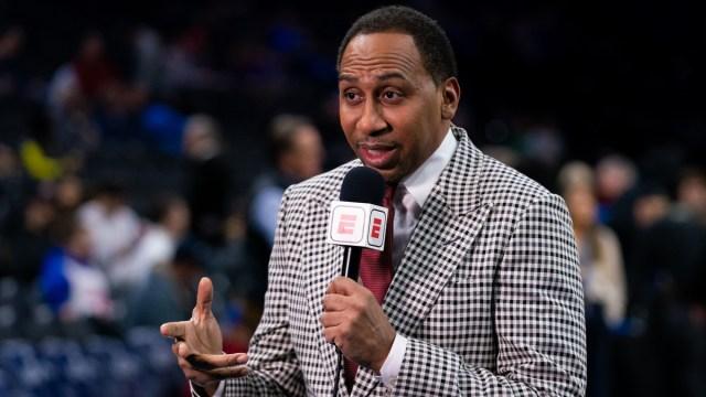 ESPN Analyst Stephen A. Smith