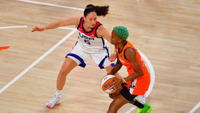 USA Women's Basketball's Sue Bird